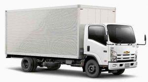 Mudanzas nacionales camión óptimo para el servicio